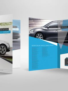 Presentation Folder Printing by COG Print Online