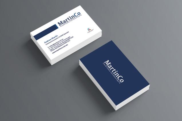 COG Print online stationery business cards square online