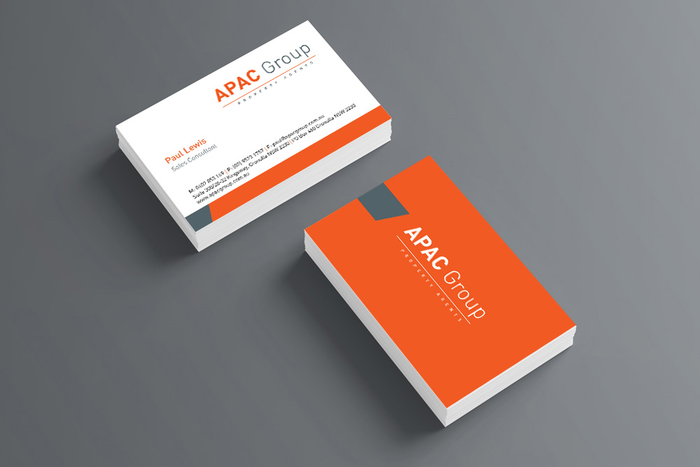 Business Cards Square Corners by COG Print Online