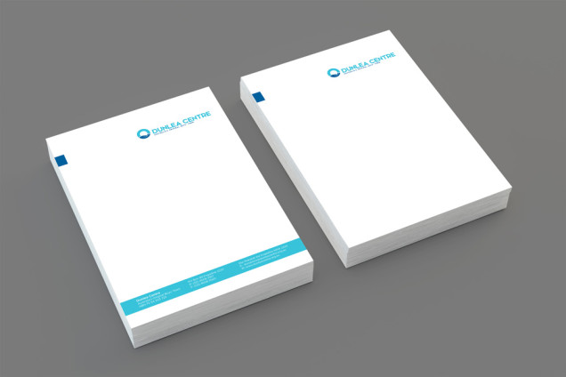 COG Print stationery letterheads A4 online