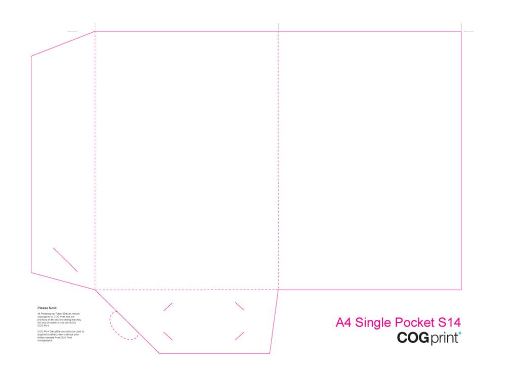 Presentation Folder Printing by COG Print Online
