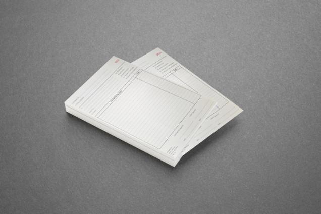 COG Print stationery quality online docket books