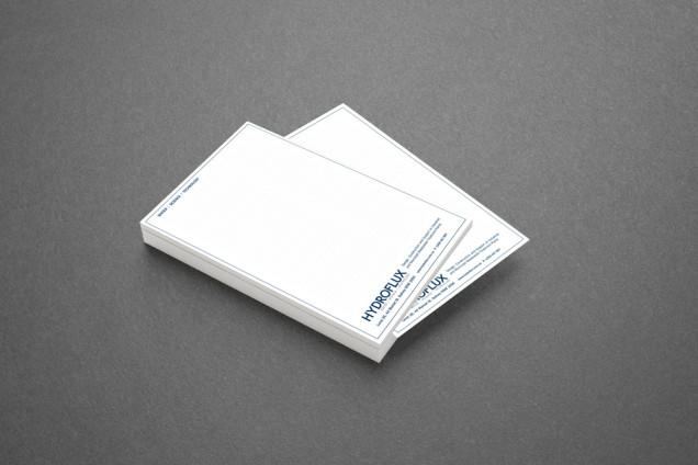 COG Print online stationery notepads deskpads